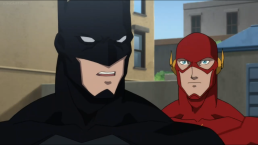 Batman-Get The Civilians Out, Barry!