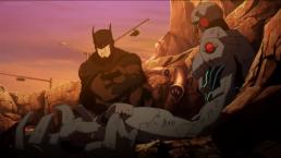 Batman-We're In Bad Shape, Victor!