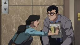 Clark Kent-Hi, Lois!