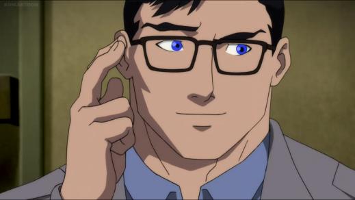Clark Kent-I'll Be In Reserve!