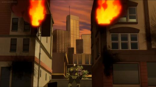 Doomsday-Here I Come, Metropolis!