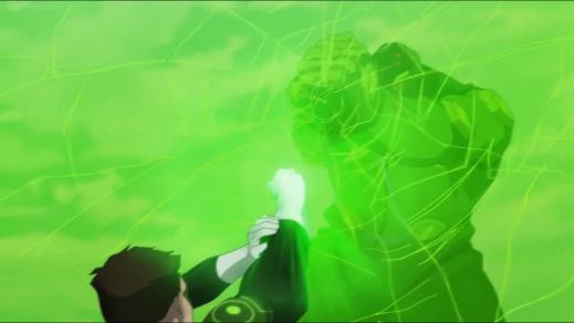 Doomsday-Puny Green Man!