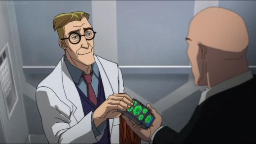 Gregory-Your House Arrest Braclet, Mr. Luthor!