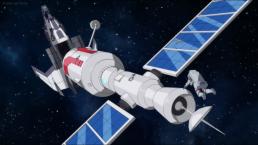 Hank Henshaw-Satellite Repairs!
