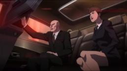 Lex Luthor-Discret Plans!