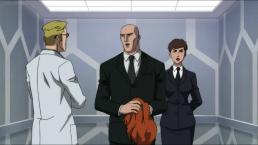 Lex Luthor-Secretly Free!