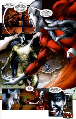 DC Infinite Halloween-Breakout Avoided!
