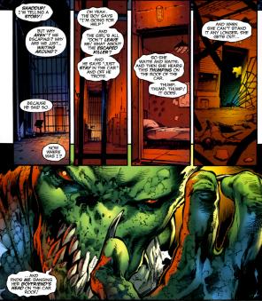 DC Infinite Halloween-Croc's Stalking!