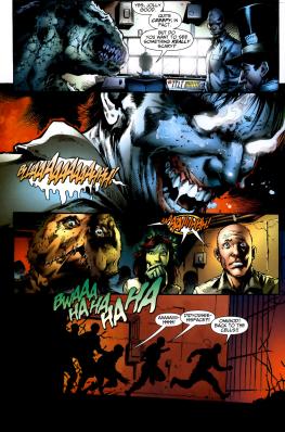 DC Infinite Halloween-Unexpected Scare!