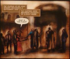 Dracula's Revenge #2-Entering Some Underground Evil!