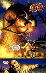 Pumpkin Sinister-My Own Monster!