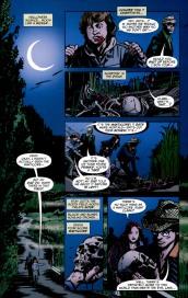 Small Evil-A Spooky Walk Under Eerie Skies!