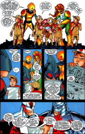 Alpha Flight #17-Deadly Drawings!