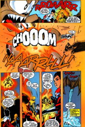 Alpha Flight #17-The Heat Is Once Again On!