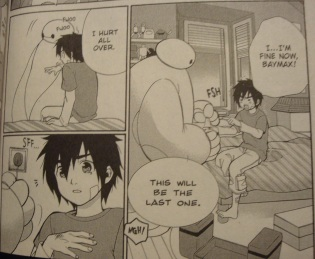 BH6, Vol. 1-A Time For Physical Healing!