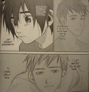 BH6, Vol. 1-Tadashi's Words Of Wisdom!