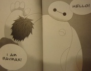 BH6, Vol. 2-Baymax Is Back!