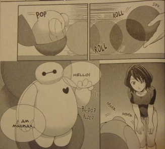 BH6, Vol. 2-Hiro's Heartfelt Surprise!