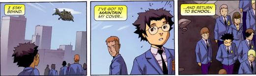 Big Hero 6 #1-Back To School!