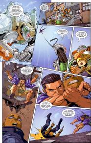 Big Hero 6 #1-Baymax-Sized Bounce-Back!