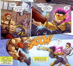 Big Hero 6 #1-Countattacks Are All Good To GoGo!