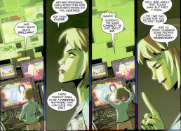 Big Hero 6 #1-My Cyber Skills Are Better Than Yours!