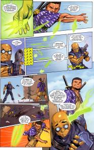 Big Hero 6 #1-Wasabi For The Win!