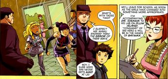 Big Hero 6 #2-Furi's The Head Woman Around Here!