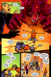 Big Hero 6 #2-That's Enough!