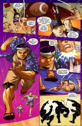 Big Hero 6 #2-Time To GoGo Deep To Wasabi!