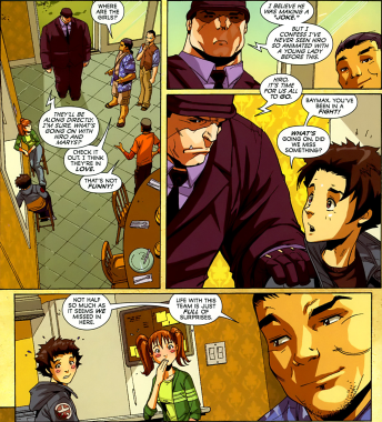 Big Hero 6 #2-Young Love Is All Around Us!