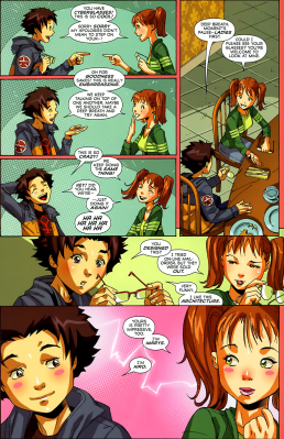 Big Hero 6 #2-Young Love Is In The Air!