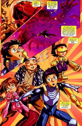 Big Hero 6 #3-As If Things Weren't Bad Enough!