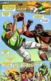 Big Hero 6 #3-Painful Game-Changer!