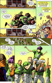 Big Hero 6 #3-Risk Becomes Reward!