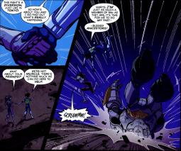 Big Hero 6 #4-A Minor Bump In Our Search!