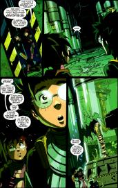 Big Hero 6 #4-Descending Into Scientific Madness!