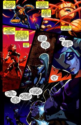 Big Hero 6 #4-Leave Before Things Get Worse!