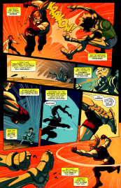 Big Hero 6 #4-She Hits Like A Girl!