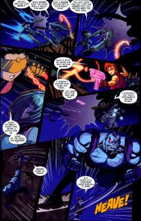 Big Hero 6 #4-Who's Better Than Who!