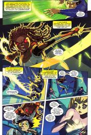 Big Hero 6 #5-BadGirl's Final Battle!