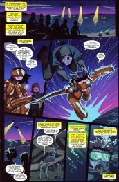 Big Hero 6 #5-Divide & Conquer!