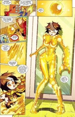 Big Hero 6 #5-GoGo's Golden Opportunity!