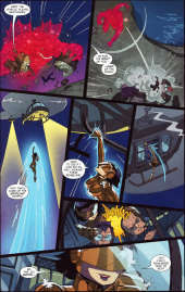 Big Hero 6 #5-No More Meaningless Pursuits!