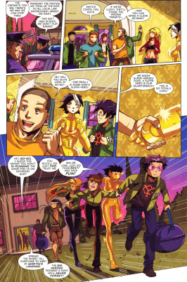 Big Hero 6 #5-Our Golden 'Get Out Of Governmental Eyes' Free Card!