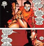 Sunfire & Big Hero Six #1-Child's Convincing!