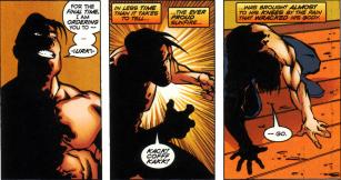 Sunfire & Big Hero Six #1-Personal Flickers!