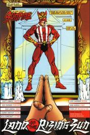Sunfire & Big Hero Six #1-Solace For Sunfire!