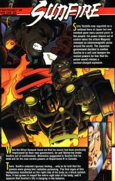 Sunfire & Big Hero Six #1-Sunfire's Scorching Past!