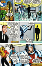 Sunfire & Big Hero Six #1-Teamwork Trouble!